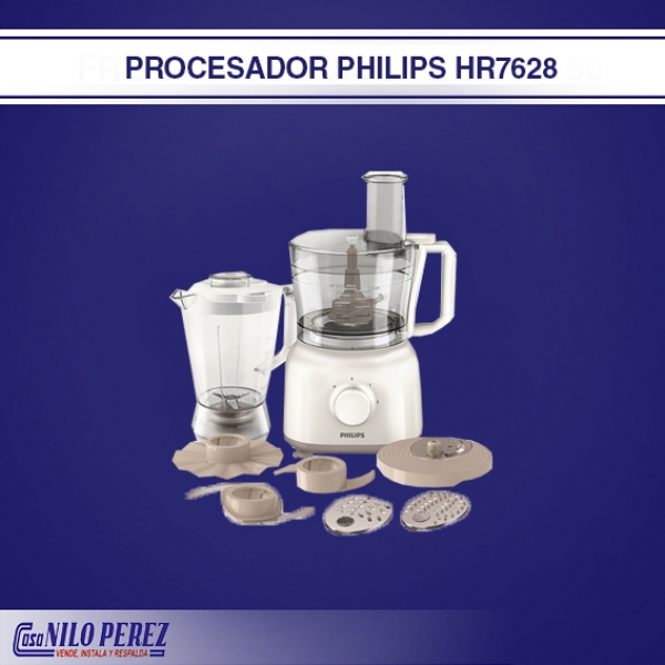 PROCESADOR PHILIPS HR7628